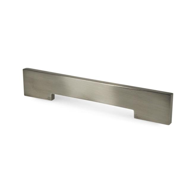 Vejby - Møbelgreb i rustfri stål look
