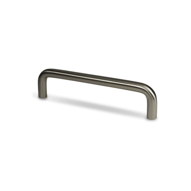 Dragør - Bøjlegreb i rustfri stål look
