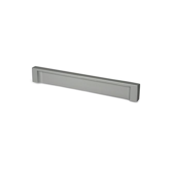 Hammersholt - Enkelt møbelgreb i overfladebehandlet aluminium