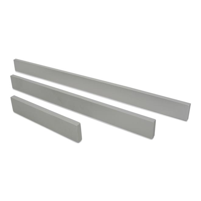 Vordingborg - Minimalistisk greb i overfladebehandlet aluminium